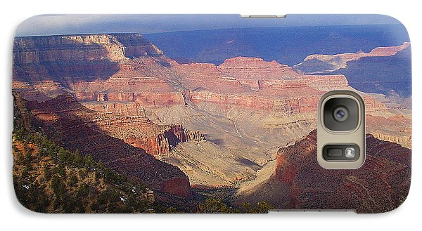 Galaxy Case featuring the photograph The Grand Canyon by Marna Edwards Flavell