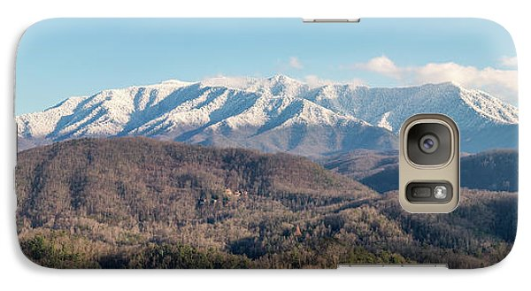 Galaxy Case featuring the photograph The Great Smoky Mountains II by Everet Regal