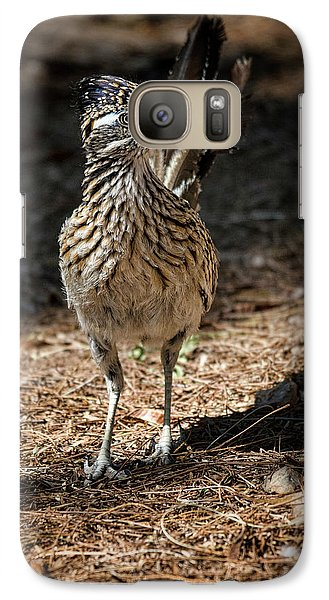 The Greater Roadrunner Walk  Galaxy S7 Case