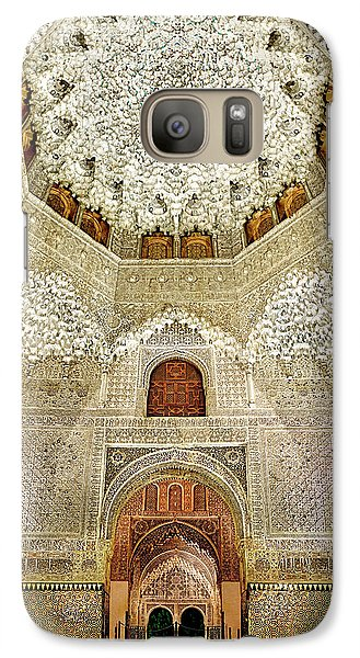 The Hall Of The Arabian Nights 2 Galaxy S7 Case