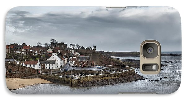 The Harbour Of Crail Galaxy S7 Case