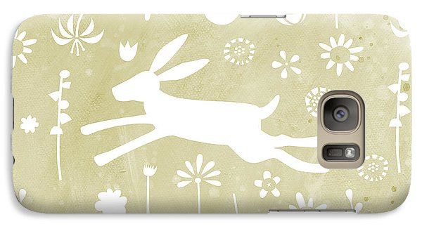 The Hare In The Meadow Galaxy S7 Case