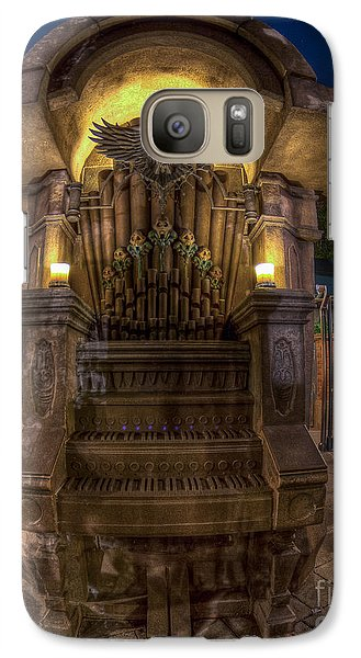 The Haunted Organ Galaxy S7 Case