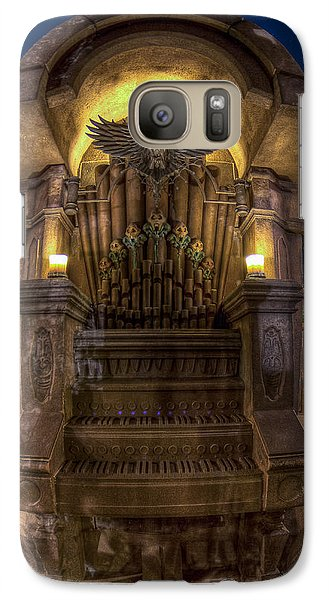 The Haunted Organ Galaxy S7 Case