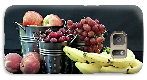 Galaxy Case featuring the photograph The Healthy Choice Selection by Sherry Hallemeier