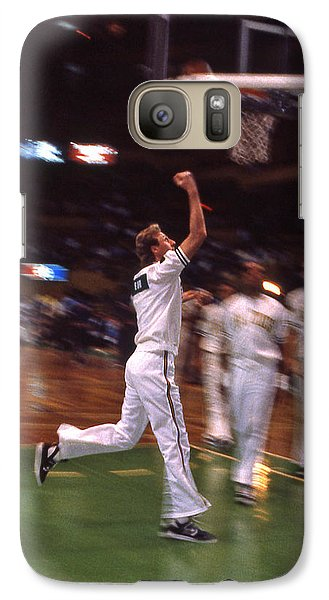 The Hick From French Lick Galaxy S7 Case by Mike Martin