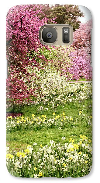 Galaxy Case featuring the photograph The Hills Are Alive by Jessica Jenney