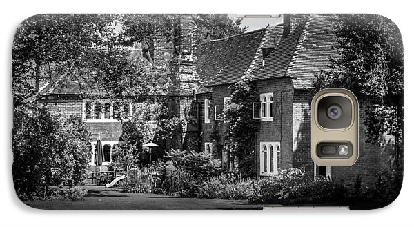 Galaxy Case featuring the photograph The House At Beech Court Gardens by Ryan Photography
