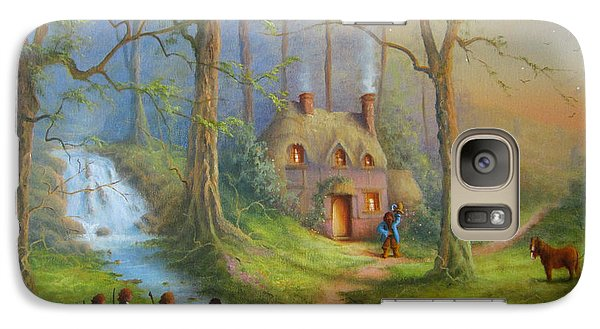 The House Of Tom Bombadil.  Galaxy S7 Case by Joe  Gilronan