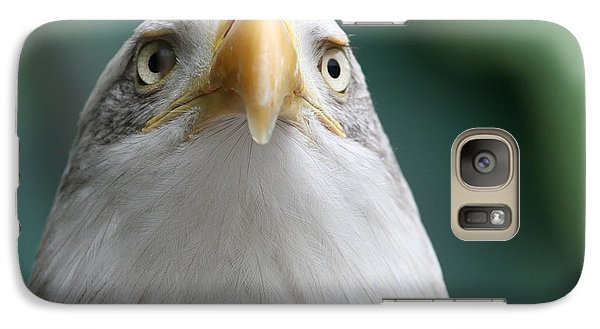 Galaxy Case featuring the photograph The Hunters Stare by Laddie Halupa