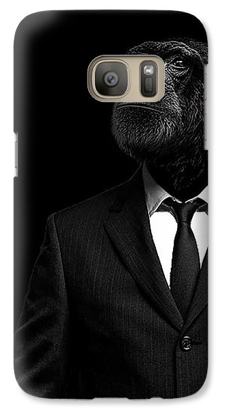 Galaxy S7 Case - The Interview by Paul Neville