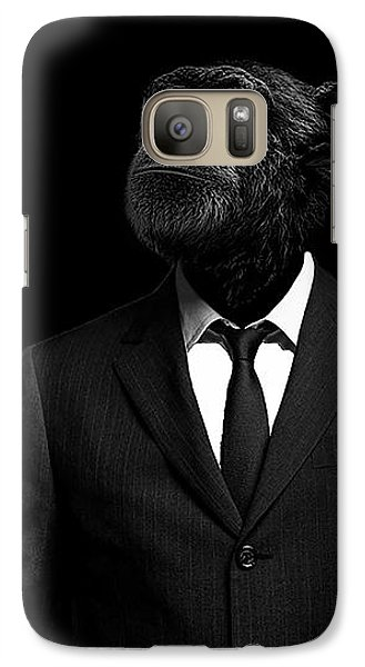 The Interview Galaxy S7 Case by Paul Neville