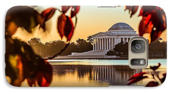 Jefferson In Autumn Galaxy S7 Case