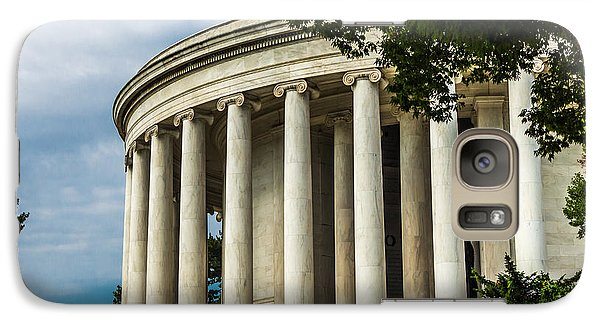 The Jefferson Memorial Galaxy S7 Case