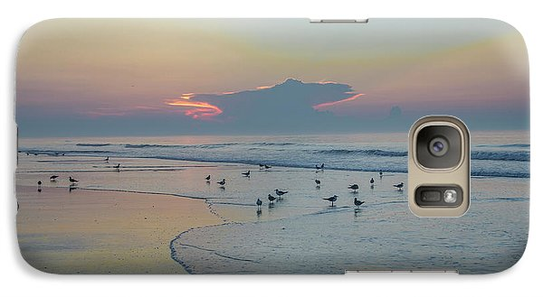 Galaxy Case featuring the photograph The Jersey Shore - Wildwood by Bill Cannon