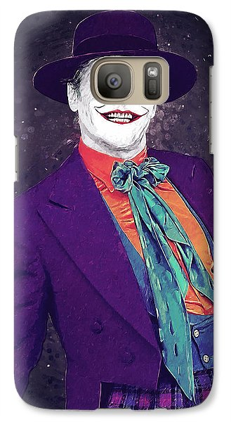 The Joker Galaxy S7 Case