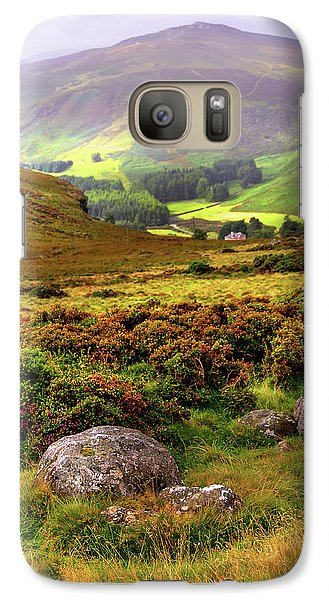 Galaxy Case featuring the photograph The Keeper Of Legends by Jenny Rainbow