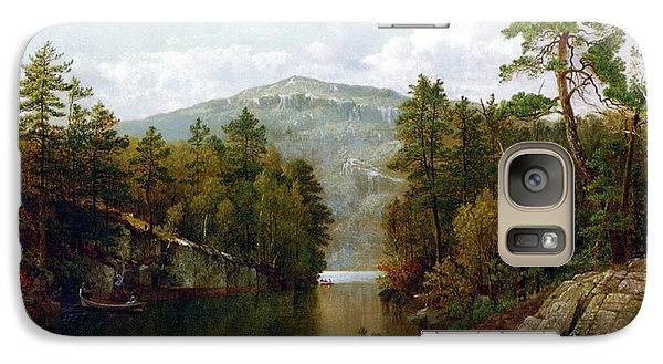 The Lake George Galaxy S7 Case