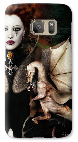 The Last Dragon Galaxy Case by Shanina Conway