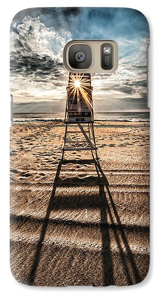 Galaxy Case featuring the photograph The Last Stand by Jim Moore