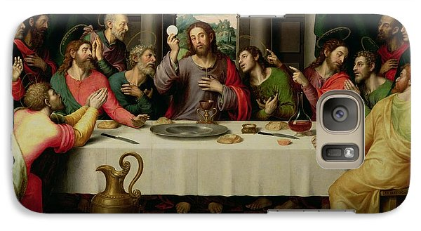 Cocktails Galaxy S7 Case - The Last Supper by Vicente Juan Macip