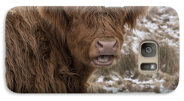 The Laughing Cow, Scottish Version Galaxy S7 Case
