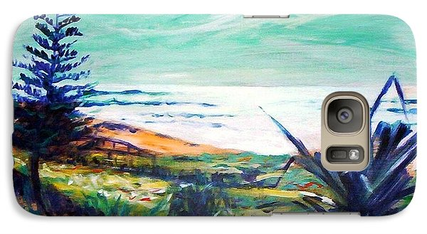 The Lawn Pandanus Galaxy S7 Case