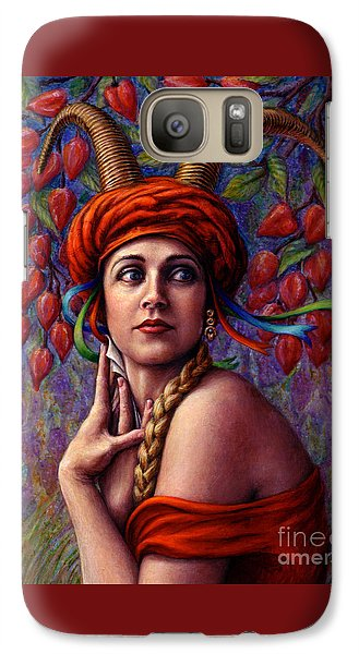 The Letter Galaxy Case by Jane Bucci