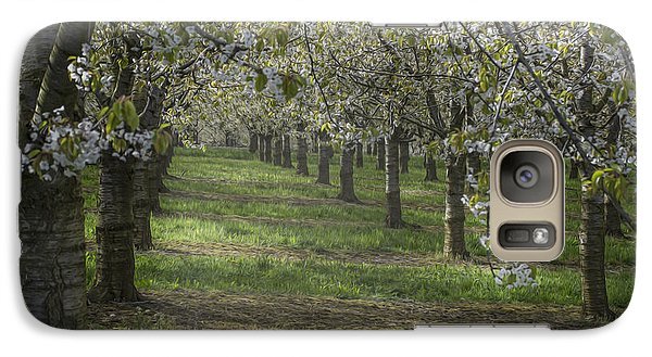 Galaxy Case featuring the photograph The Life Awakes 13 by Bruno Santoro