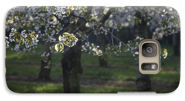 Galaxy Case featuring the photograph The Life Awakes3 by Bruno Santoro