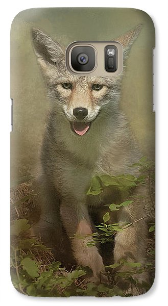The Littlest Pack Member Galaxy S7 Case