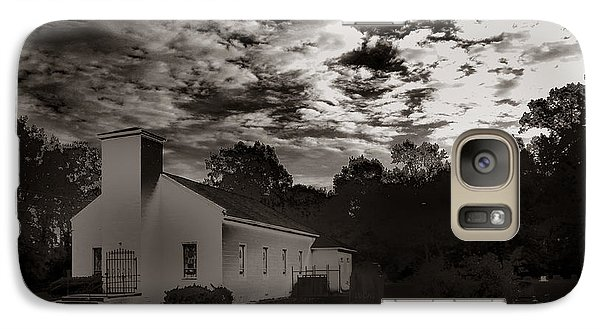 Galaxy Case featuring the photograph The Living And The Dead by Joseph G Holland