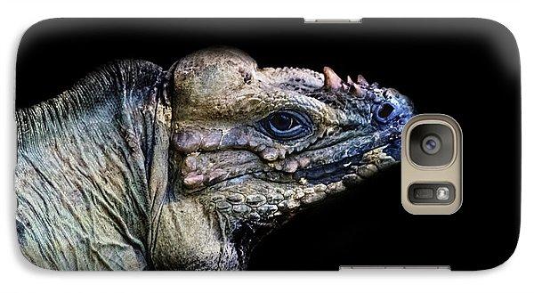 Salamanders Galaxy S7 Case - The Lizard King by Martin Newman