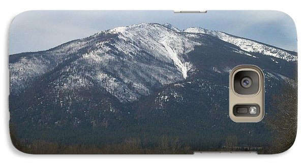 Galaxy Case featuring the photograph The Longshed by Jewel Hengen