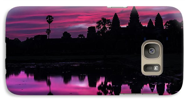 The Magic Of Angkor Wat Galaxy S7 Case