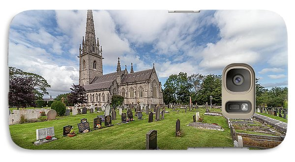 Galaxy Case featuring the photograph The Marble Church by Adrian Evans