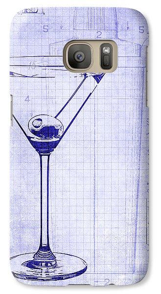 The Martini Blueprint Galaxy S7 Case