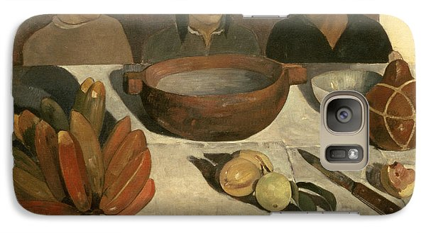 The Meal Galaxy Case by Paul Gauguin