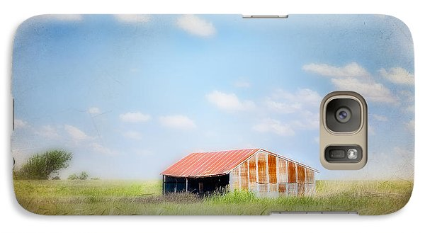 Galaxy Case featuring the photograph The Meeting Place by Betty LaRue