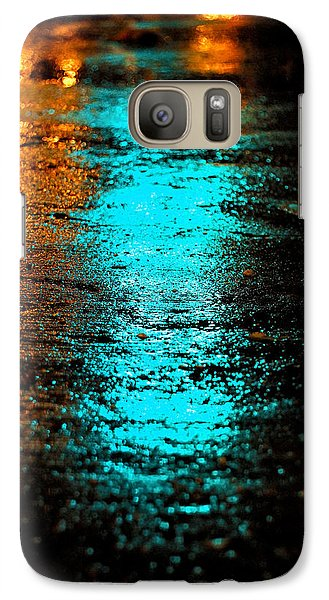 Galaxy Case featuring the photograph The Memory Lane II by Prakash Ghai