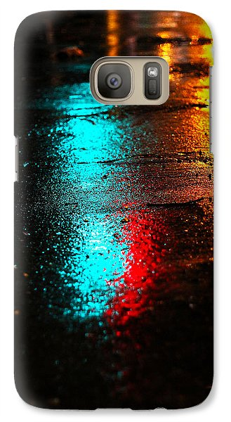 Galaxy Case featuring the photograph The Memory Lane by Prakash Ghai