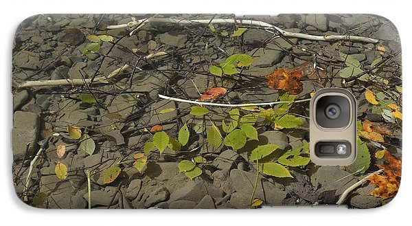 Galaxy Case featuring the photograph The Menu by Randy Bodkins