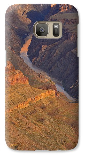 Galaxy Case featuring the photograph The Mighty Colorado by Stephen  Vecchiotti