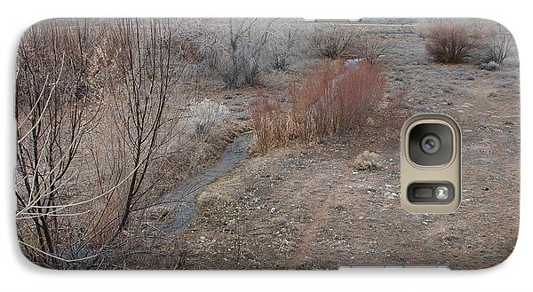 Galaxy Case featuring the photograph The Mighty Santa Fe River by Rob Hans