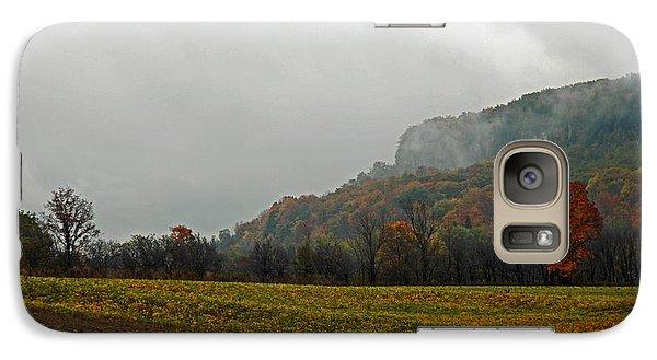 Galaxy Case featuring the photograph The Mist by John Stuart Webbstock