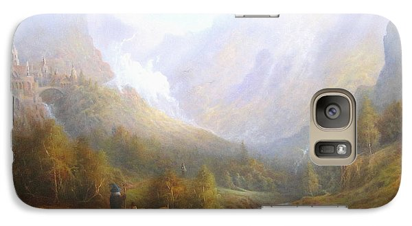 The Misty Mountains Galaxy S7 Case by Joe  Gilronan
