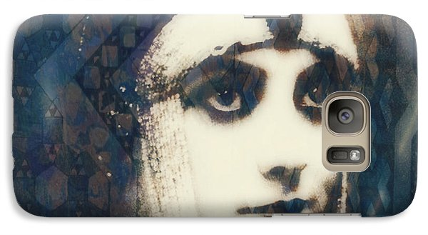 Galaxy Case featuring the digital art The More I See You , The More I Want You  by Paul Lovering