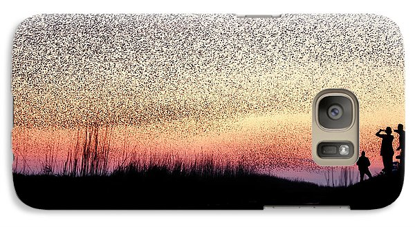 The Murmuration Makers Galaxy S7 Case