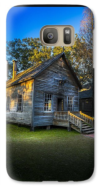 The Old Church Galaxy S7 Case by Marvin Spates