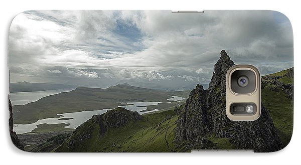 The Old Man Of Storr Galaxy S7 Case
